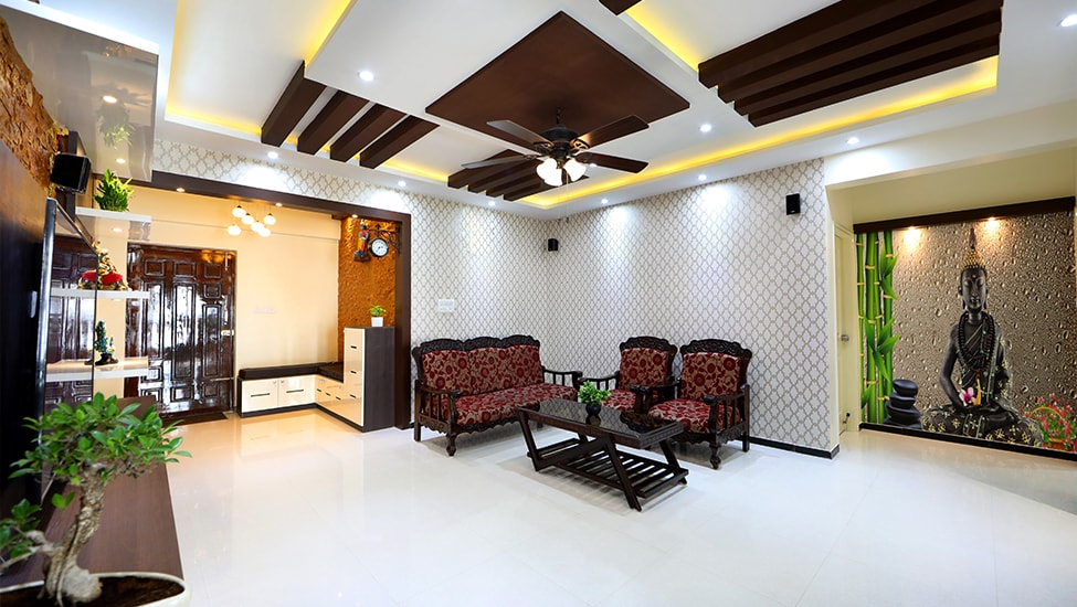 Best home interior designers in Bangalore - Elegance Redefined