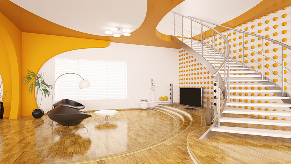 Best home interior designers in Bangalore - How to play well with contrast in your interiors