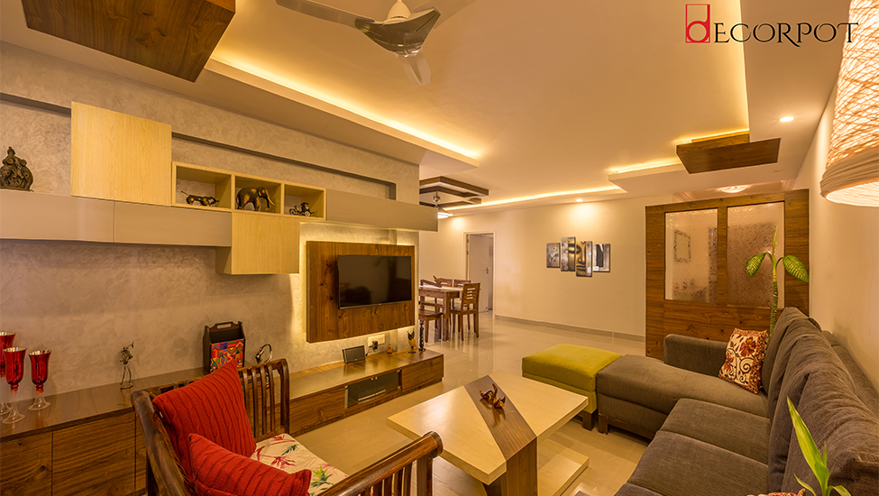 Home interior designer in Bangalore - 6 Reasons Why Wood is preferably Good for Home Interiors