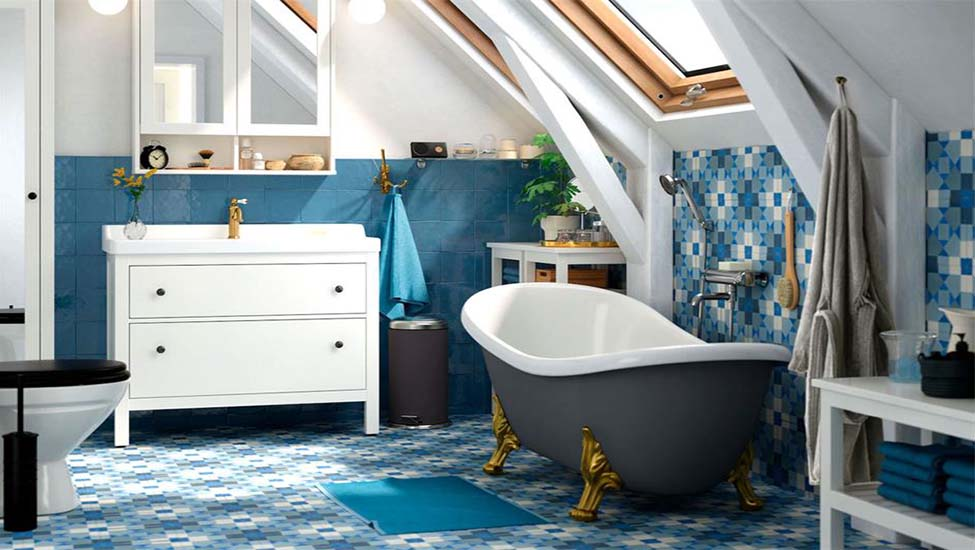 Home interior designer in Bangalore - Amazing Nautical Style Bathroom Design Ideas