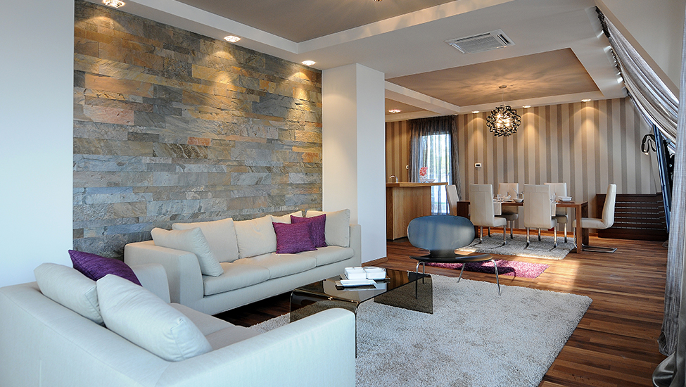 Best home interior designers in Bangalore - Timeless Finish Stone Claddings