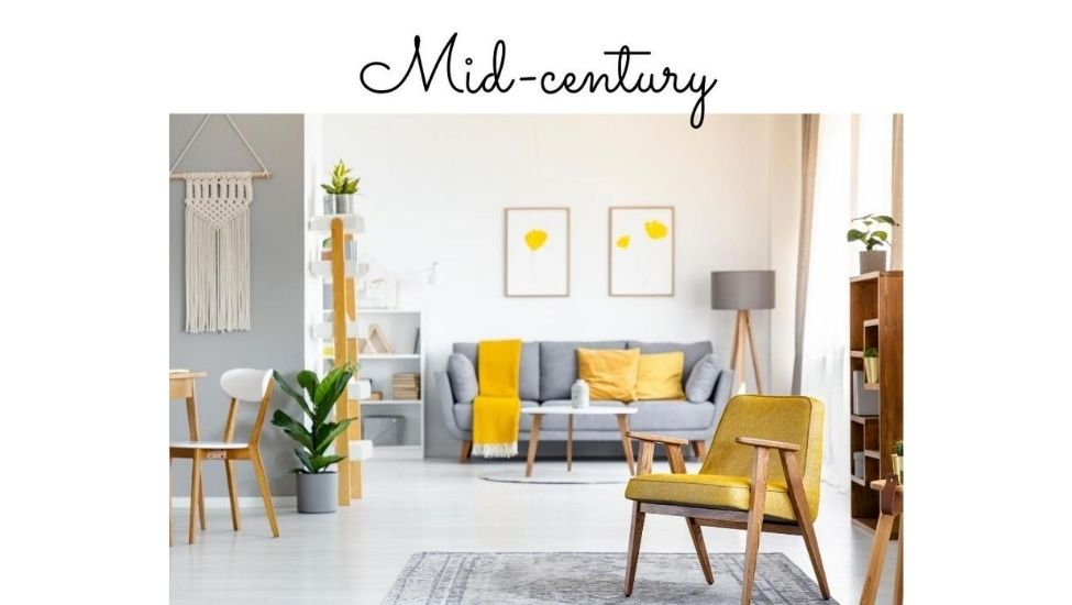 Best home interior designers in Bangalore - Living Room 101 - Mid-Century Living Room - Create a Stunning Impact