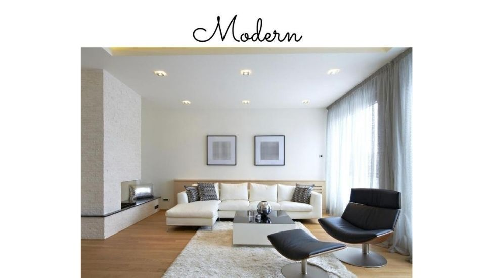 Best home interior designers in Bangalore - Living Room 101 - Modern Style - For a Classic Lifestyle