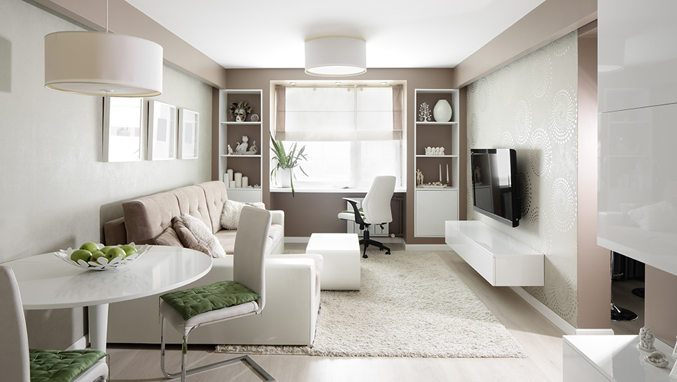 Best home interior designers in Bangalore - 7 TIPS TO FIT FUNCTIONALITY IN A SMALL SPACE