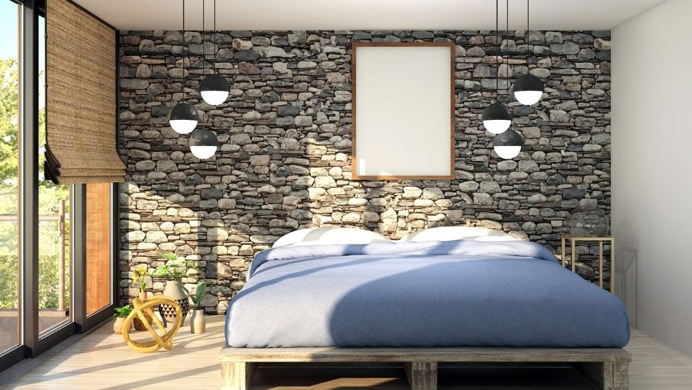 Trendy Accent Wall Design Ideas For Your Bedroom