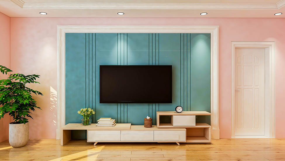 Best home interior designers in Bangalore - 9 Stunning Modern TV Unit Design Ideas for 2021
