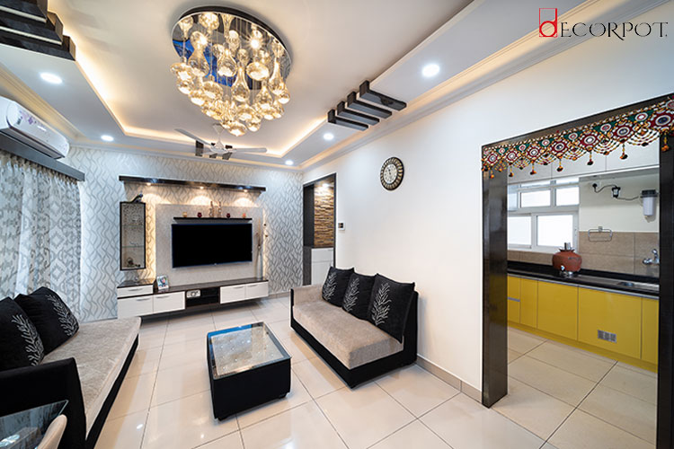 Best home interior designers in Bangalore - A Tale of tranquil simplicity