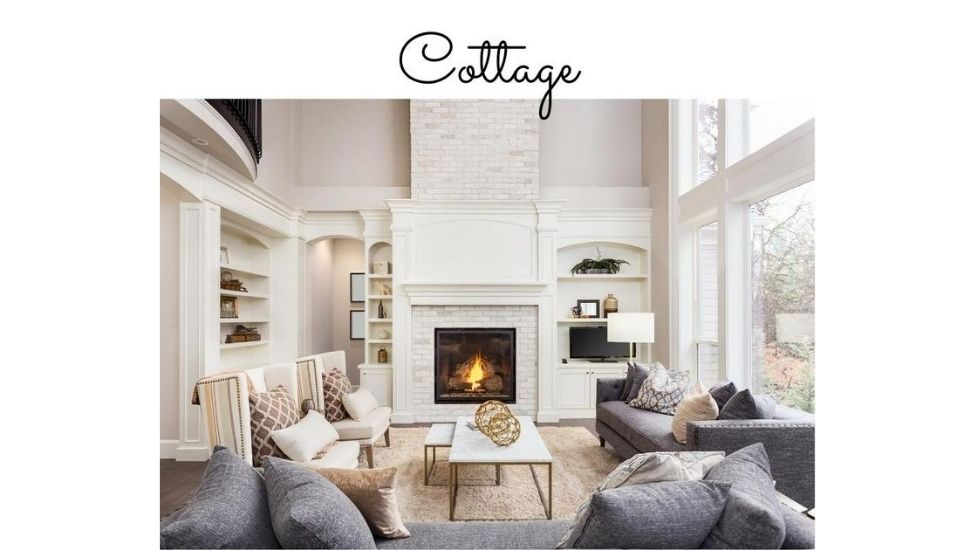 Best home interior designers in Bangalore - Living Room 101 - Cottage Style Living Room - Keep It Warm And Cosy