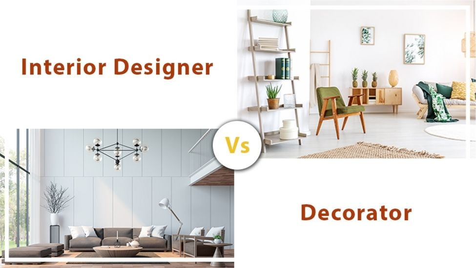 Home interior designer in Bangalore - Difference Between Interior Designer And Interior Decorator