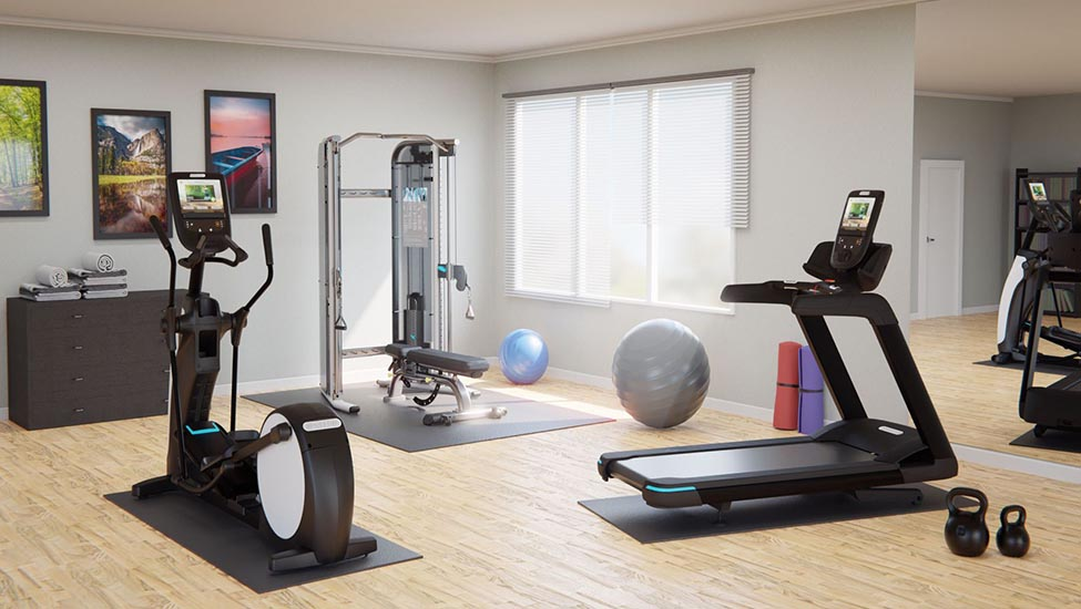 Home interior designer in Bangalore - Home Gym Design Ideas for Your Ultimate Workout