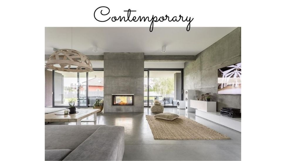 Best home interior designers in Bangalore - Living Room 101 - Contemporary Living Room – Move-in Trend