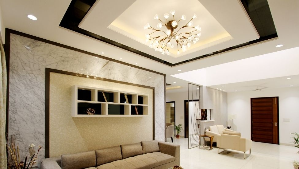 Brilliant False Ceiling Designs For Living Room And Bedroom