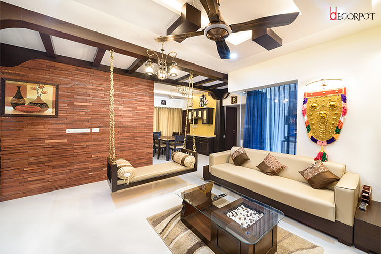 Best home interior designers in Bangalore - A story about the fusion of tradition and class!