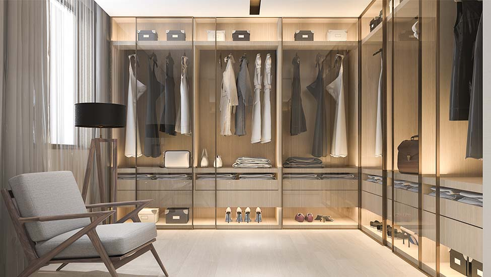 Best home interior designers in Bangalore - A Complete Guide to Types of Wardrobe Designs