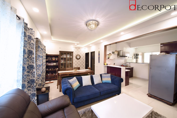 Best home interior designers in Bangalore - Fall in love with the elegance of modernity at Brigade Lakefront