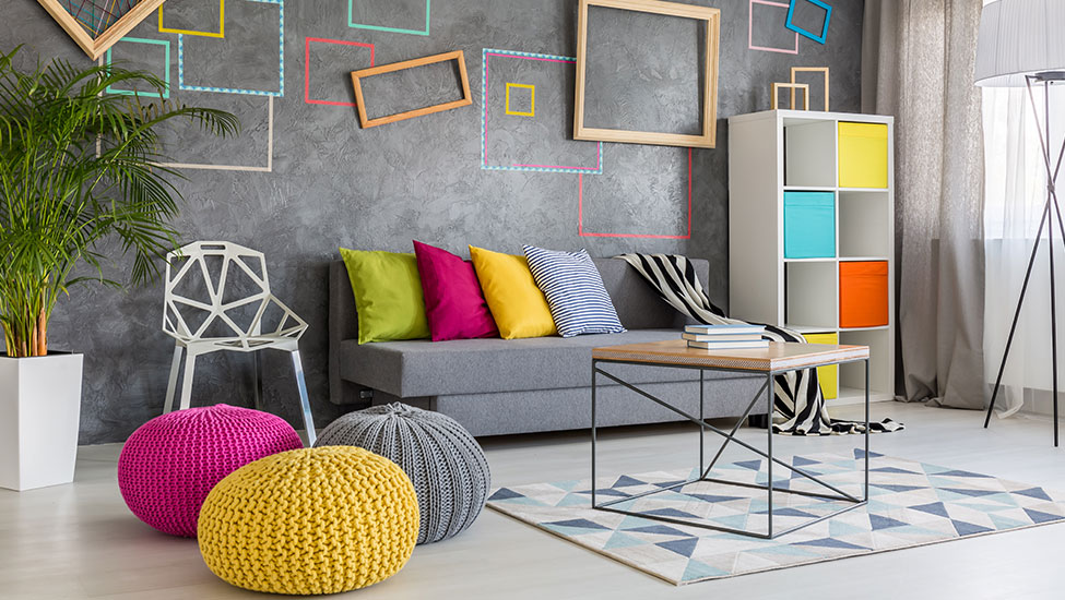 Best home interior designers in Bangalore - Revitalizing Your Home With A Tinge Of Colour Therapy In Your Decor