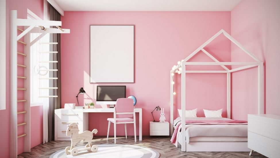 Home interior designer in Bangalore - Colour Therapy - The Kids Bedroom