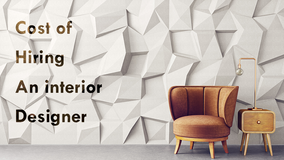 Home interior designer in Bangalore - How much does it cost to hire an interior designer?