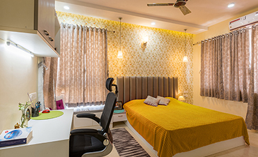 Room interior designers in bangalore