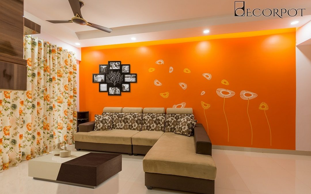 Best home interior designers in Bangalore - A Home Close To The Clouds!