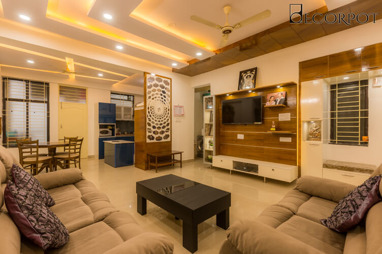Best home interior designers in Bangalore - A story of tradition entwined with modern elegance