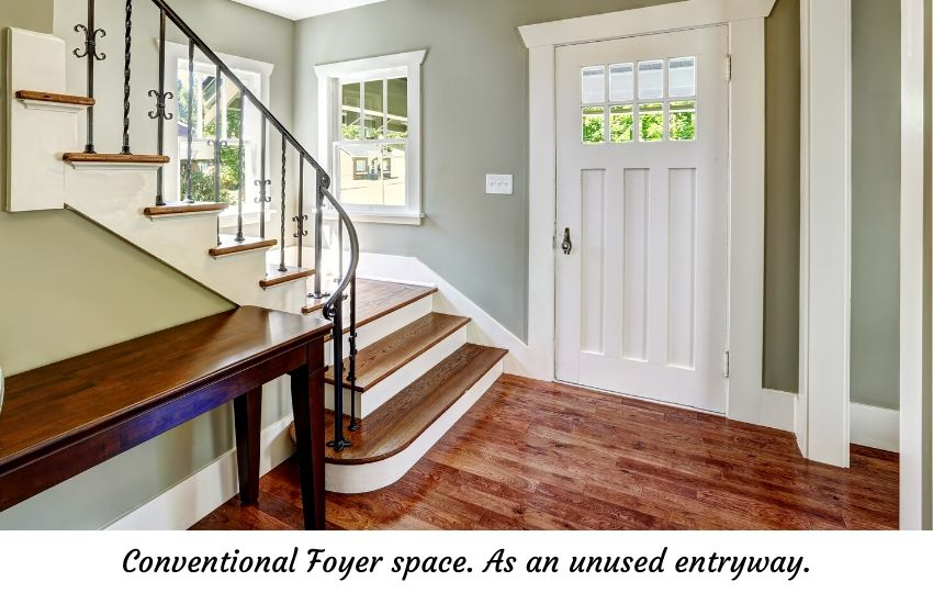 Best Foyer area interior designer in Bangalore