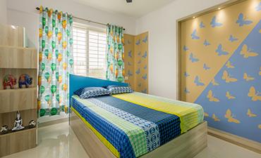 Top Room Interior Designers in Bangalore