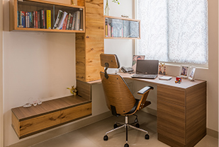 Home interior designers in Bangalore - How To Stylize Your Home Office