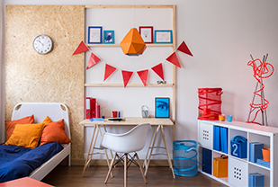 Home interior designers in Bangalore - Check list for Kids Room Interior