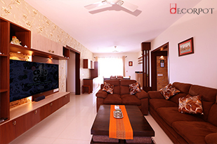 Home interior designers in Bangalore - The Minimalist Abode