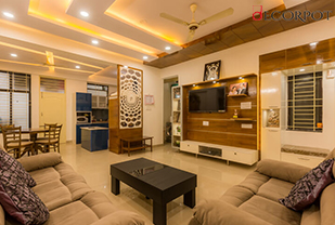 Home interior designers in Bangalore - A story of tradition entwined with modern elegance