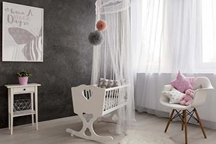 Home interior designers in Bangalore - Creative nursery ideas for new parents!