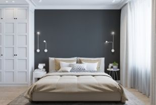 Home interior designers in Bangalore - Colour Therapy - The Master Bedroom