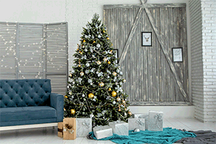 "Home interior designers in Bangalore - GET YOUR HOME INTERIORS ""CHRISTMAS 2019"" READY"