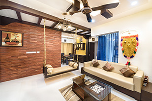 Home interior designers in Bangalore - A story about the fusion of tradition and class!