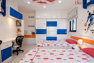 Home interior designers in Bangalore - Story of A Kids Room