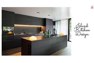 Home interior designers in Bangalore - KITCHEN 101 - ISLAND KITCHEN