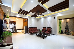 Home interior designers in Bangalore - Elegance Redefined