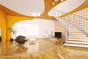 Home interior designers in Bangalore - How to play well with contrast in your interiors
