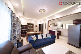 Home interior designers in Bangalore - Fall in love with the elegance of modernity at Brigade Lakefront
