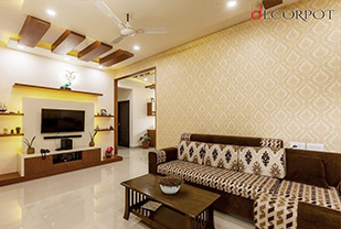 Home interior designers in Bangalore - A Sneak Peek Into An Abode Of Dreams