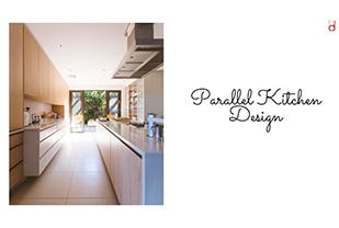 Home interior designers in Bangalore - KITCHEN 101 - PARALLEL KITCHEN