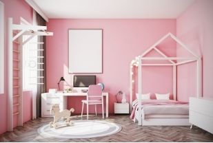 Home interior designers in Bangalore - Colour Therapy - The Kids Bedroom
