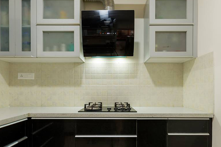 Modular Kitchen Interior Design-Kitchen-3BHK, Sarjapur Road, Bangalore