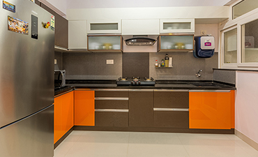 Modular kitchen interior designers in HSR Layout