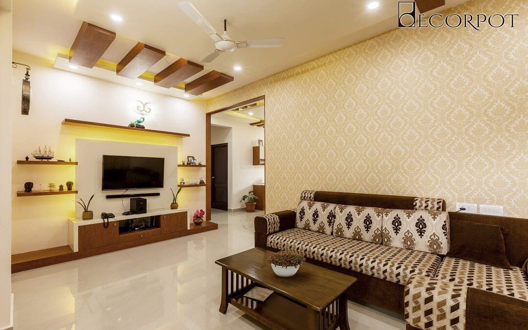 Best home interior designers in Bangalore - A Sneak Peek Into An Abode Of Dreams