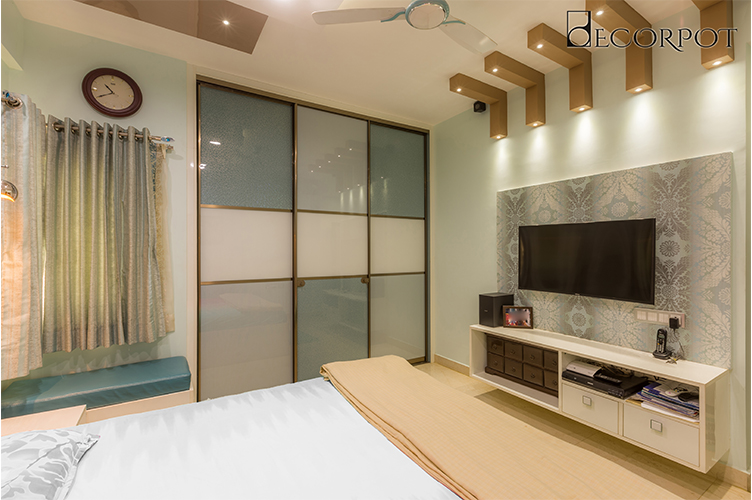 Sliding Door Wardrobe Designers-MBR 2-3BHK, HSR Layout, Bangalore