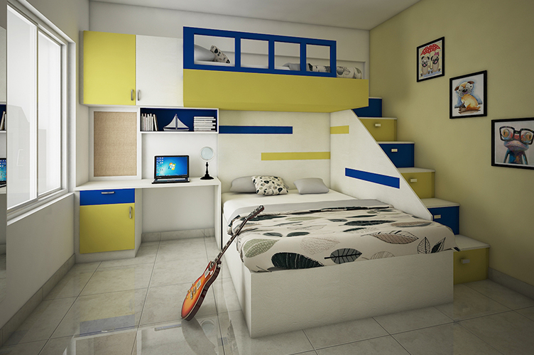 Top Interior Designers In J P Nagar
