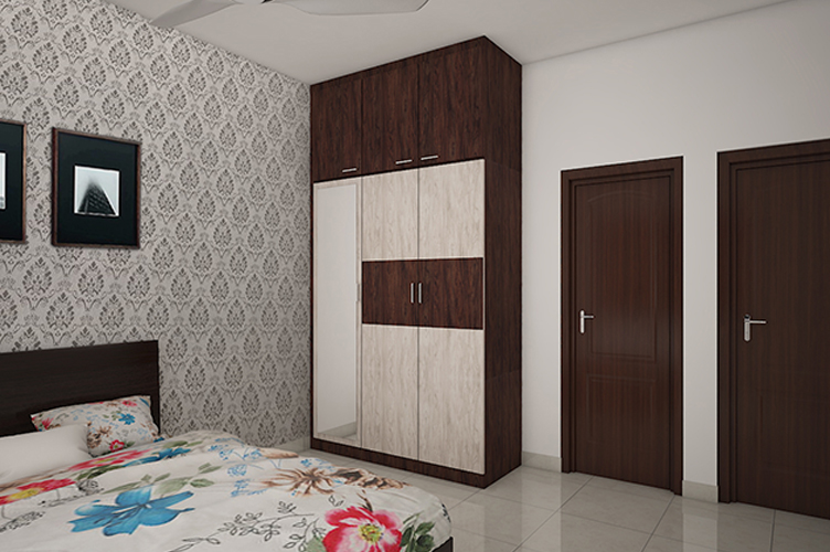 Leading Interior Designers In Jayanagar-GBR-3BHK, Bangalore