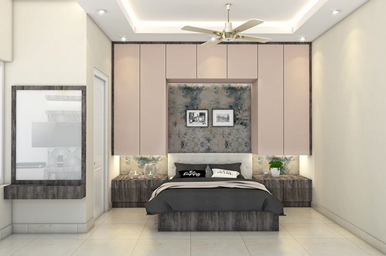 Best Interior Designers In Rajajinagar-GBR-3BHK, Bangalore